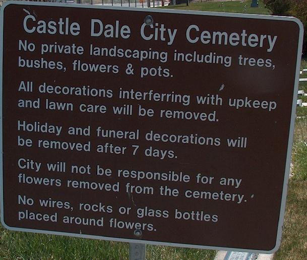 Castle Dale City Cemetery
