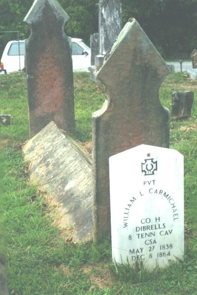 Pvt William L Carmichael
