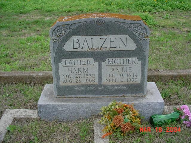 Harm Balzen
