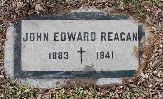John Edward Jack Reagan