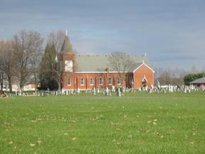 Saint Romuald Cemetery
