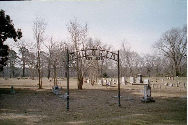 Pilgrim Cemetery (White section)