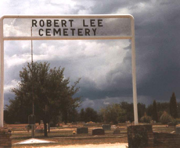 Robert Lee Cemetery