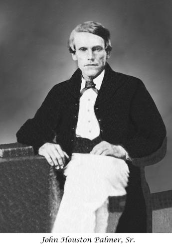 John Houston Palmer, Sr