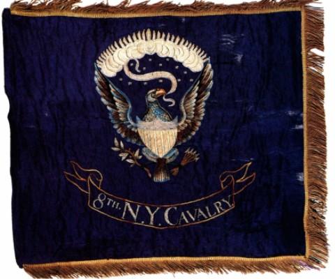8th New York Cavalry Monument
