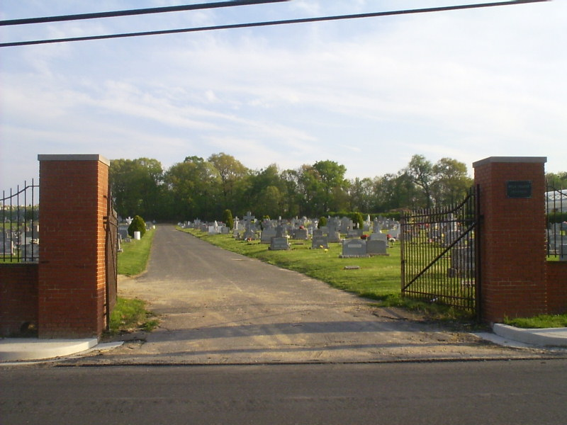 Holy Rosary Cemetery