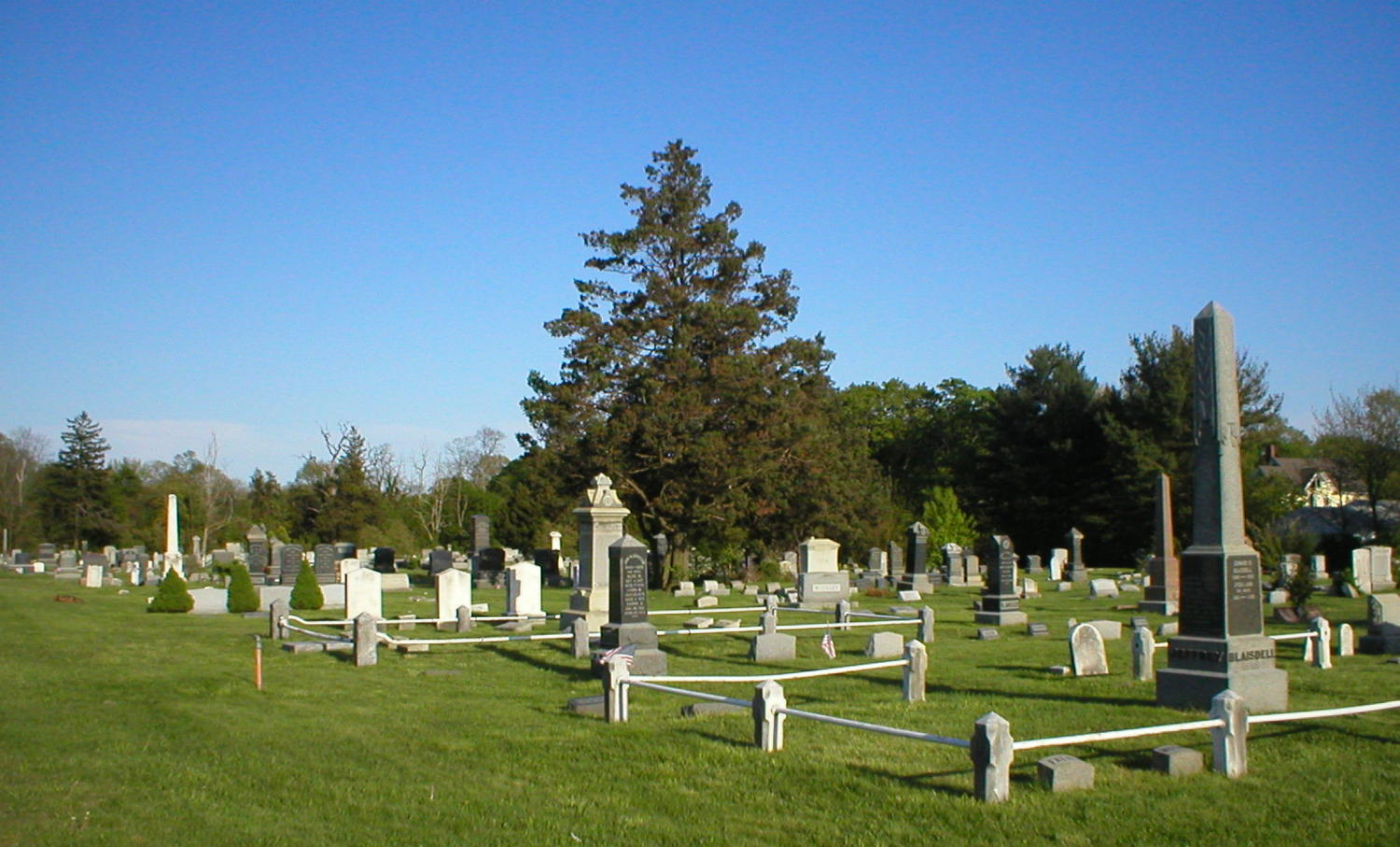 Old First Methodist Church Cemetery