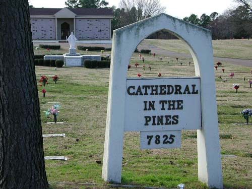 Cathedral in the Pines Cemetery
