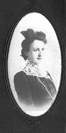 Florence Belle <i>Judson</i> McDonald