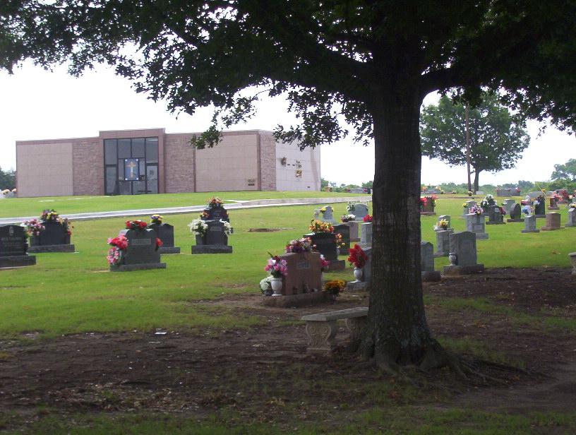 Saint Joseph's Cemetery