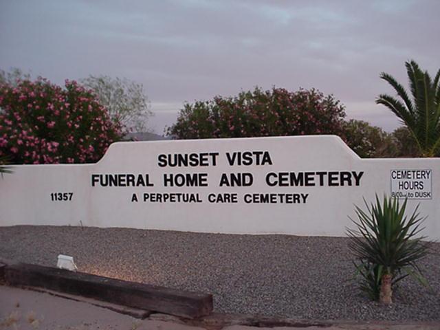 Sunset Vista Funeral Home & Cemetery