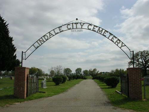 Lindale City Cemetery