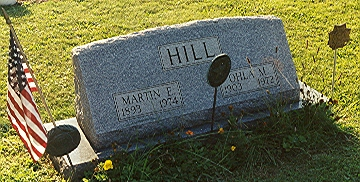 Martin E. Hill