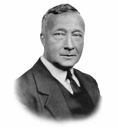 Frank Calder