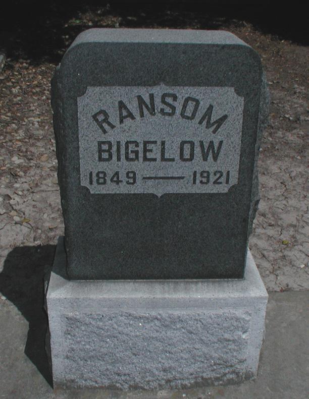 Ransom Bigelow