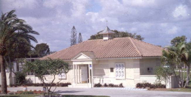 Boca Raton Municipal Cemetery and Mausoleum