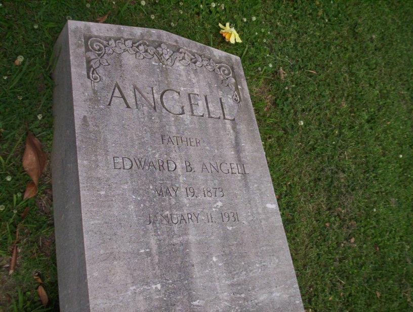 Edward B Angell
