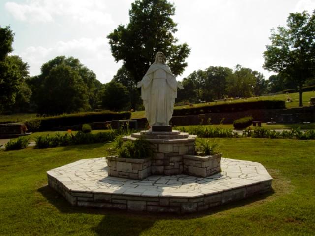 Hamilton Memorial Gardens