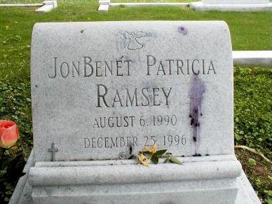 JonBenét Patricia Ramsey