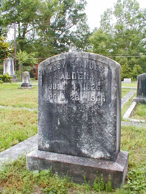 Abby Frances Alden