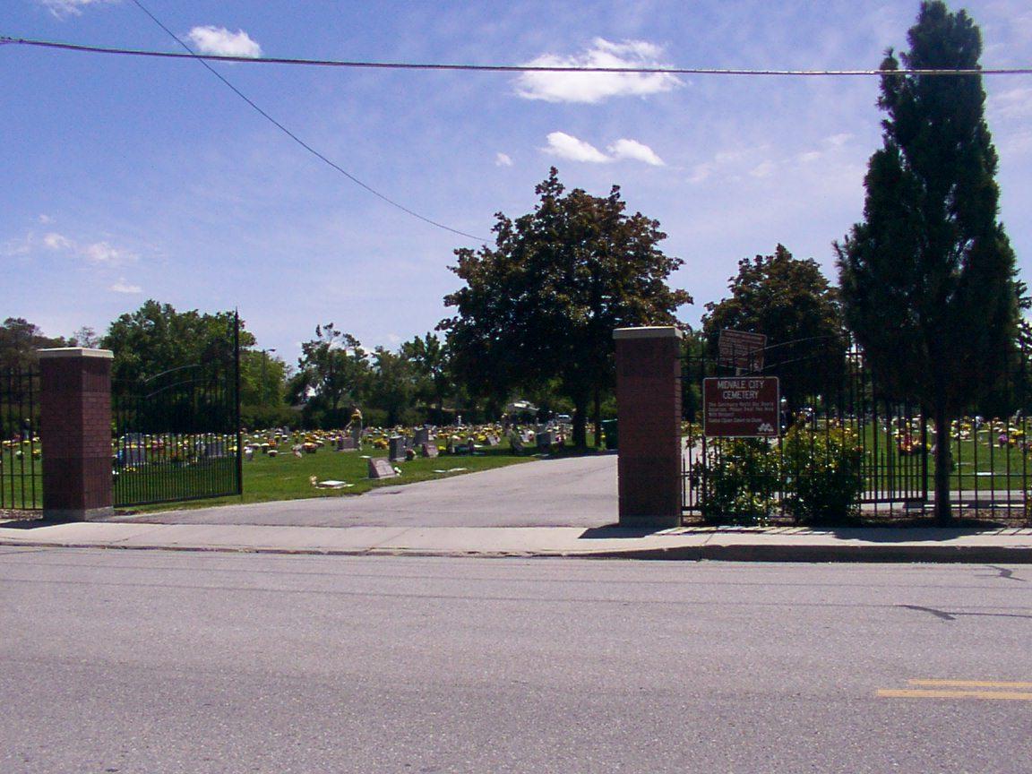 Midvale City Cemetery