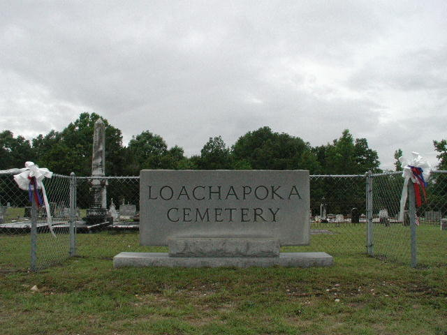 Loachapoka Cemetery