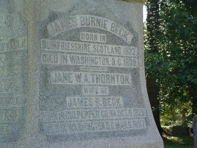 James Burnie Beck