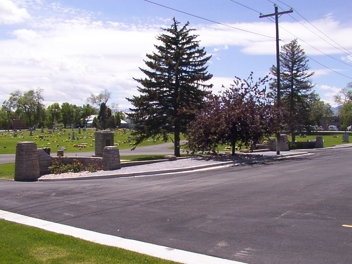 West Jordan City Cemetery