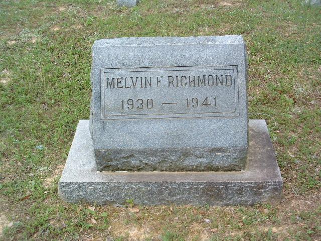 Melvin F. Richmond