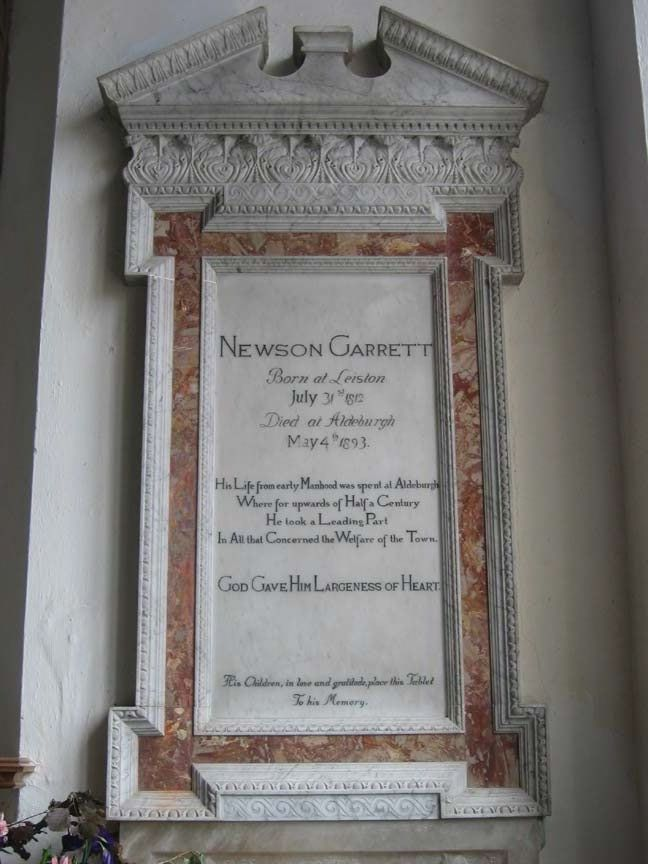 Newson Garrett