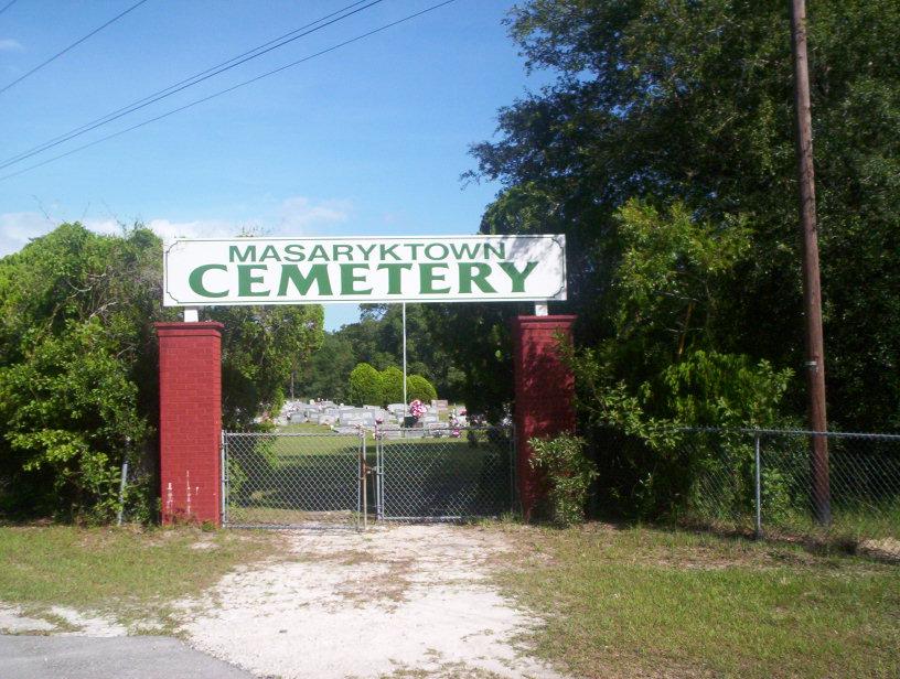 Masaryktown Cemetery