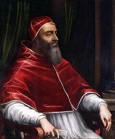 Pope Clement, VII