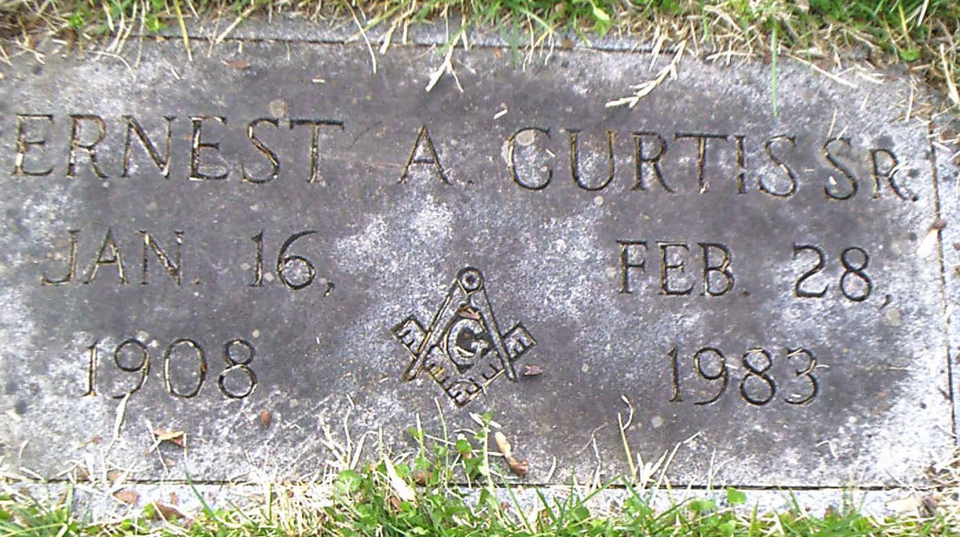 Ernest Almer Curtis, Sr