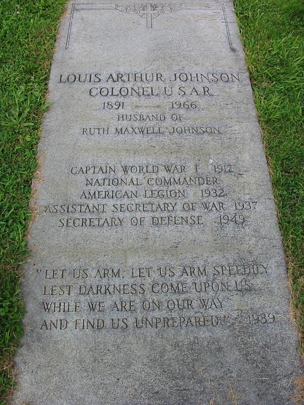 Louis Arthur Johnson