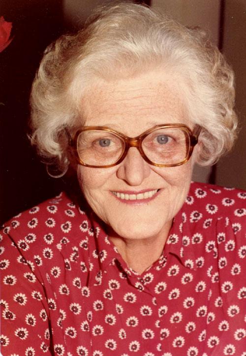 Bernice W. <i>Clark</i> Bergin