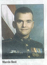 Sgt Marvin Best