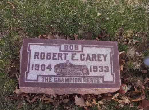 Robert Carey