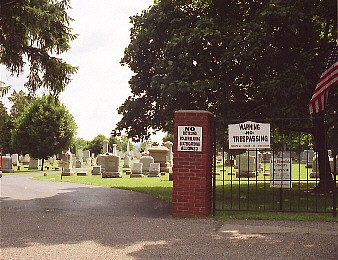 East Bloomfield Cemetery