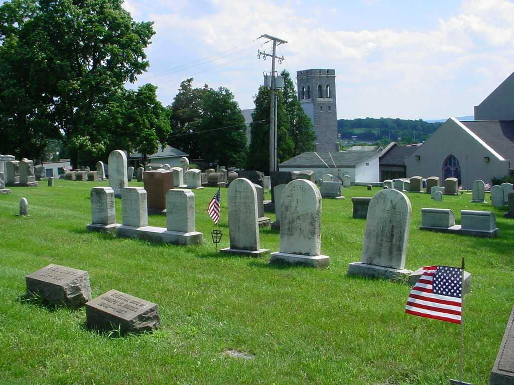 Alsace Lutheran Church Cemetery