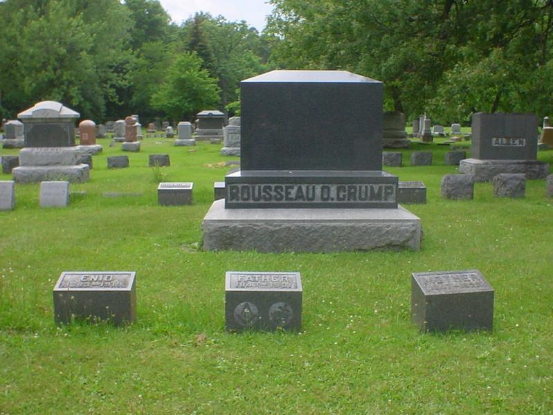 Rousseau Owen Crump