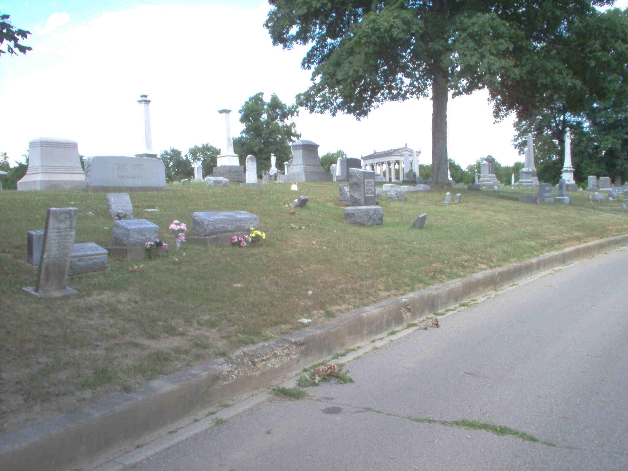 Woodhill Cemetery