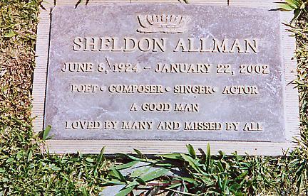 Sheldon Allman