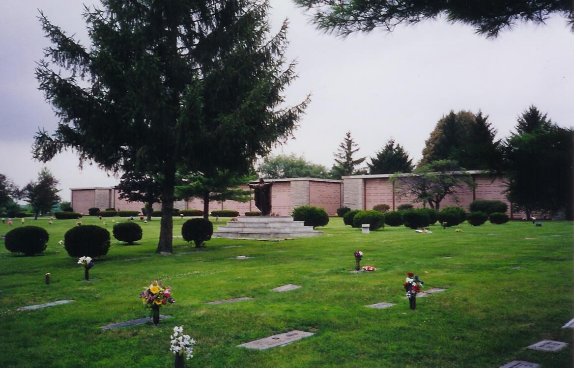 Washington Park East Cemetery