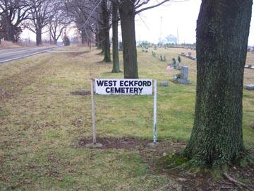 West Eckford Cemetery