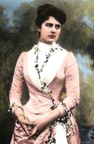 Frances Clara <i>Folsom</i> Cleveland