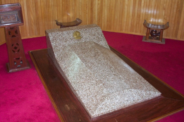 Image result for dubois burial site
