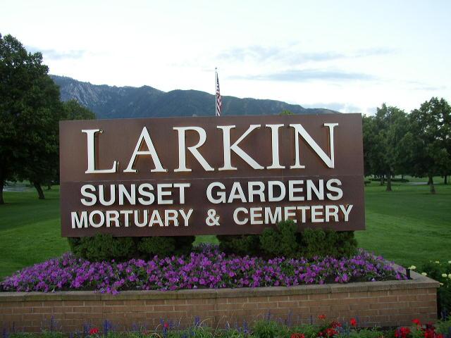 Larkin Sunset Gardens Cemetery