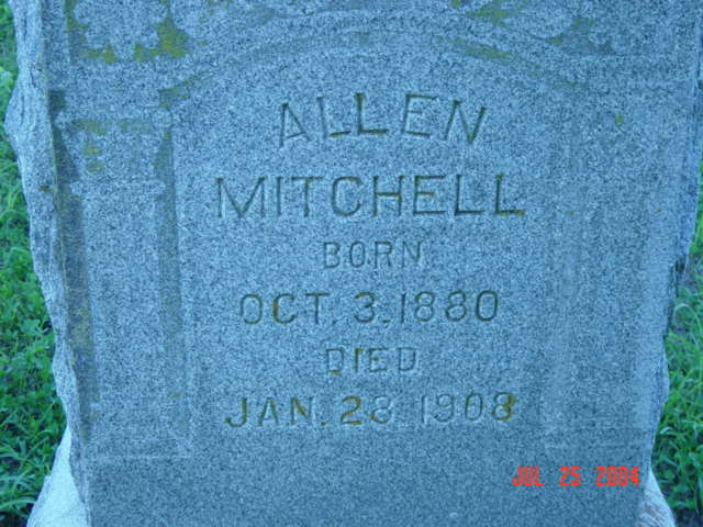 Allen Mitchell Robinson