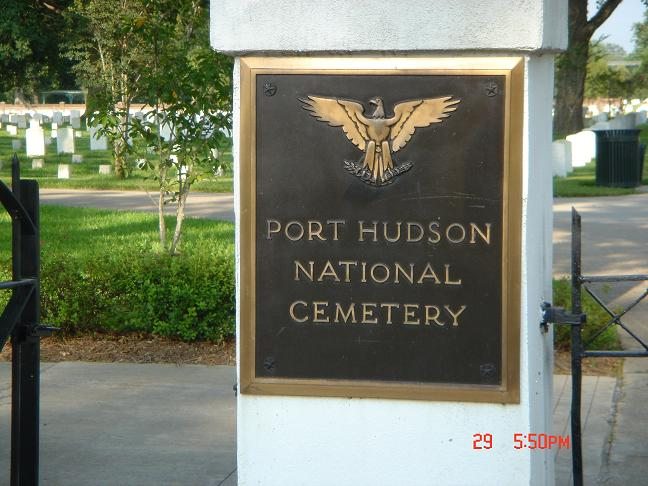 Port Hudson National Cemetery