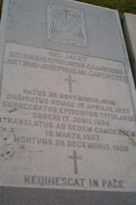 Bishop Justin Joseph McCarthy